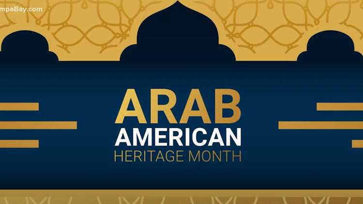 April is Arab American Heritage Month