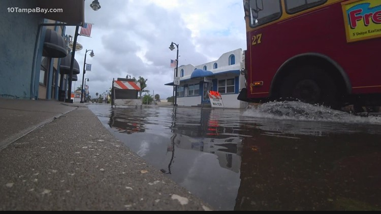 Tarpon Springs' iconic Sponge Docks prepared for Elsa thanks to drainage project