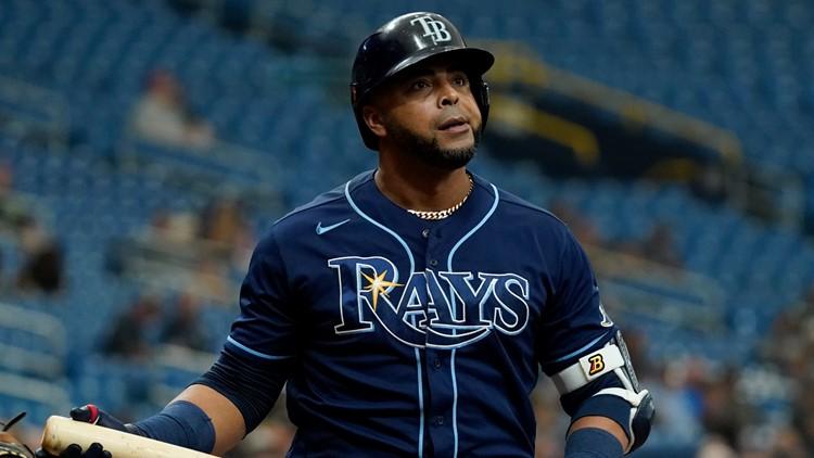 Tampa Bay Rays slugger Nelson Cruz put on COVID-19 injured list