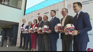 Super Bowl LV coming to Tampa: See the new host committee logo | 10News WTSP