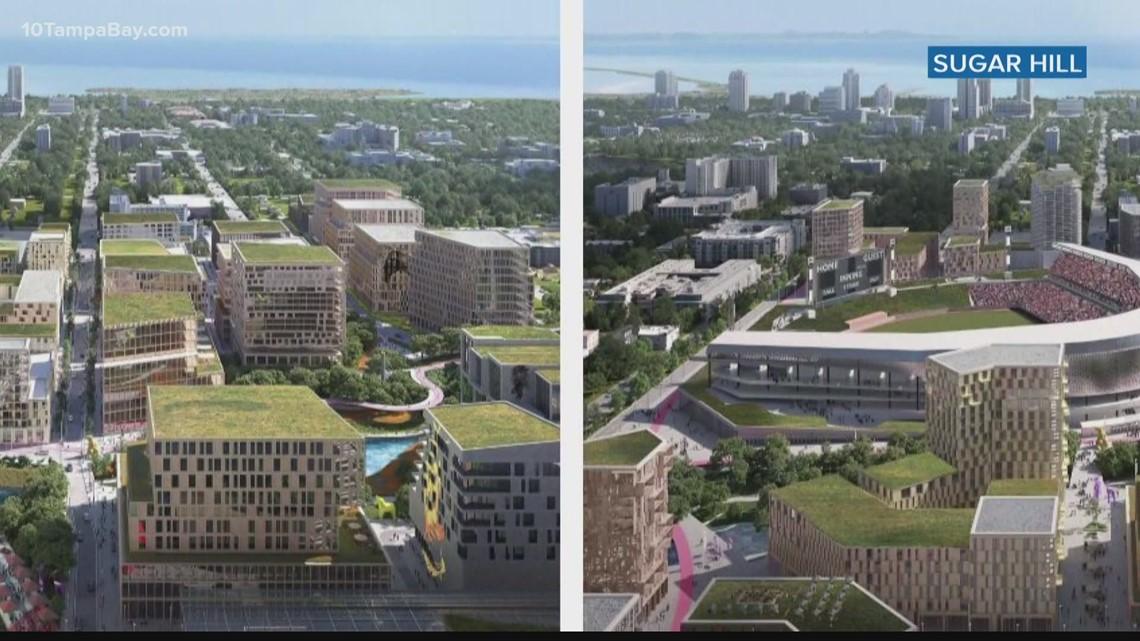 St. Pete Mayor Kriseman narrows Tropicana Field redevelopment proposals to two
