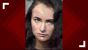 Florida woman accused of grabbing boyfriend's privates until they bled