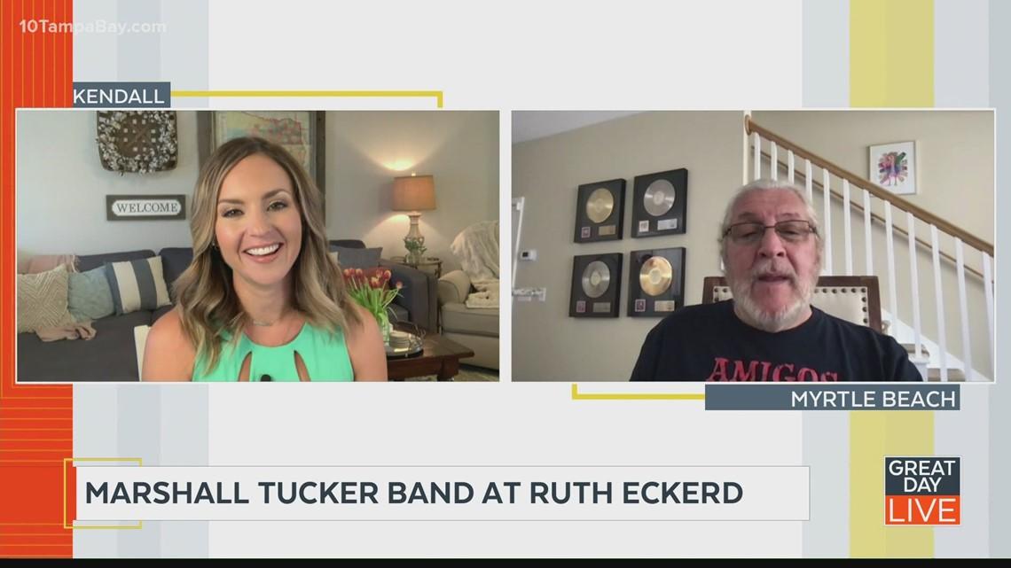 Marshall Tucker Band coming to Ruth Eckerd Hall