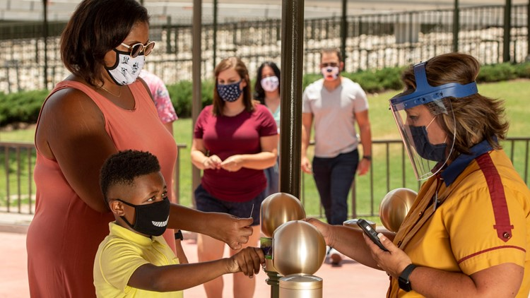 Disney World to require guests to wear masks indoors regardless of vaccination status