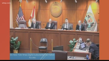 Citrus County Commissioners to decide on New York Time's subscription
