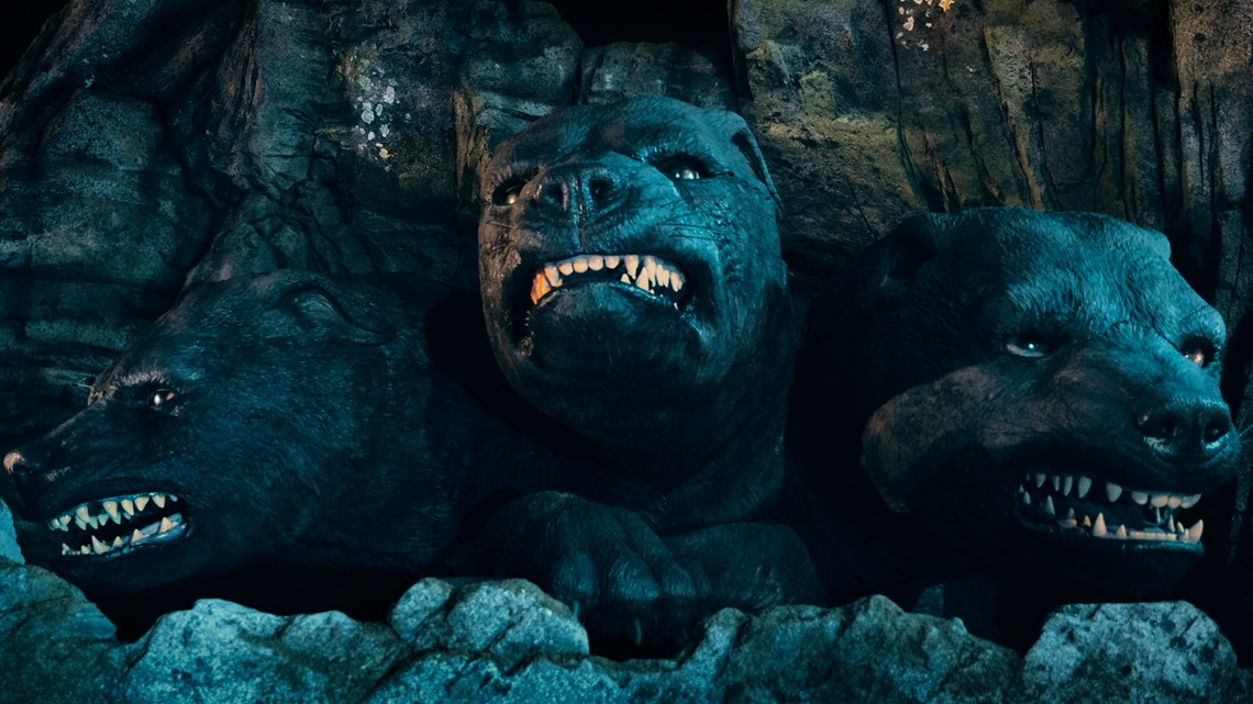 All the magical creatures you'll see on Universal Orlando's new Harry Potter roller coaster