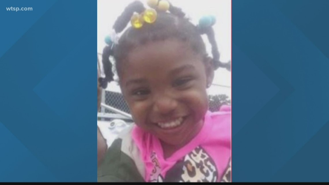 Amber Alert still in effect for a 3-year-old girl out of Alabama