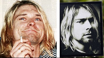 It's been 25 years since Nirvana frontman Kurt Cobain died