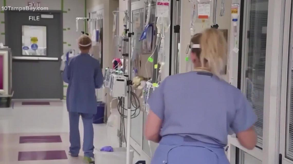 Hospital leaders across Florida discuss need for people to get vaccinated for COVID-19