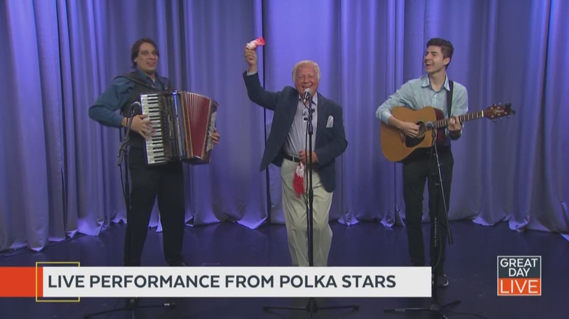 """""""The Polka King"""" and accordion extraordinaire share real life story"""