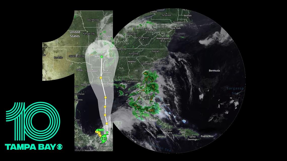 Interactive Tropics Tracker
