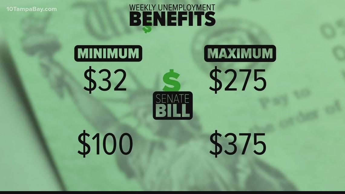 Gov. DeSantis opposes raising unemployment benefits