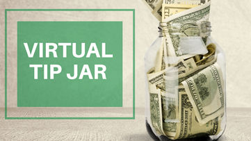 Virtual Tip Jar created to help St. Pete service industry workers