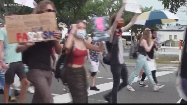 What Florida's new 'anti-riot' law means for protests