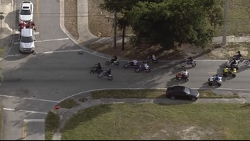 Motorcyclists, ATV riders hit Miami-area streets for 'dangerous' event