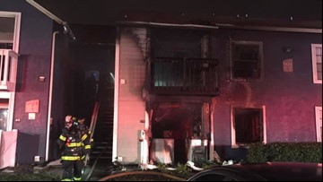 One person killed in Citrus Park apartment fire