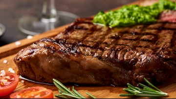 Graduates eat for free at Ruth's Chris Steak House