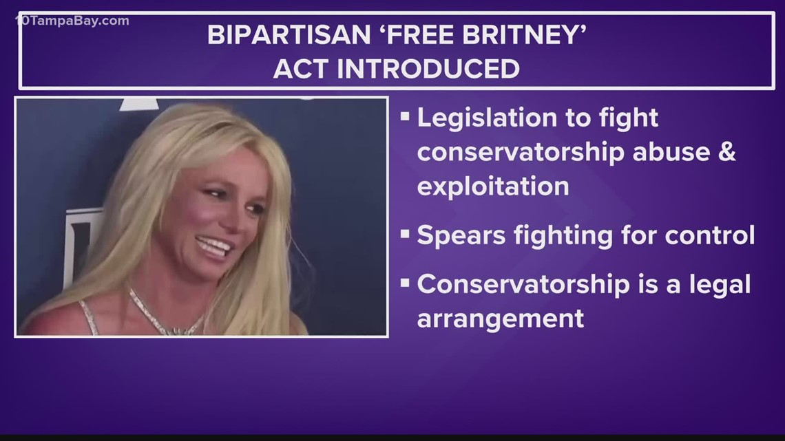 Rep. Charlie Crist spearheads bipartisan conservatorship bill inspired by #FreeBritney movement