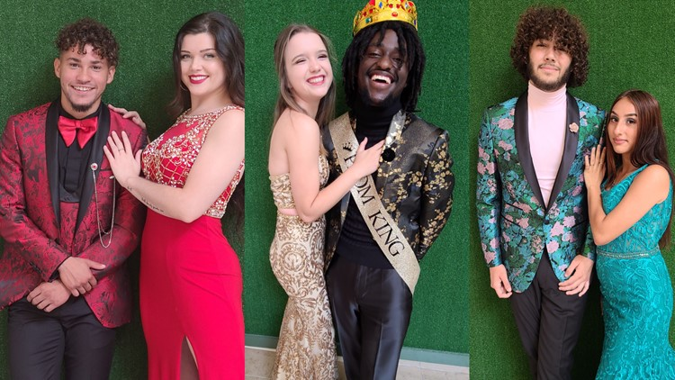 Prom goes on at Westshore Plaza