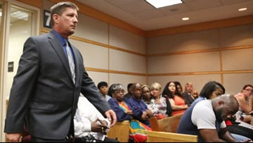 Michael Drejka guilty of manslaughter in the shooting death of Markeis McGlockton