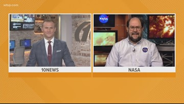 NASA scientist explains how solar probe stays cool while approaching the sun