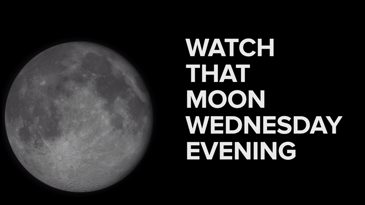 Thursday morning's full moon occurs at 12:12 on 12/12