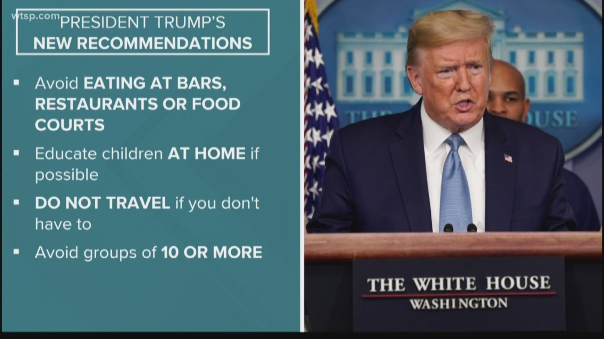 Who Is Kayleigh Mcenany Trump S New White House Press Secretary Wtsp Com