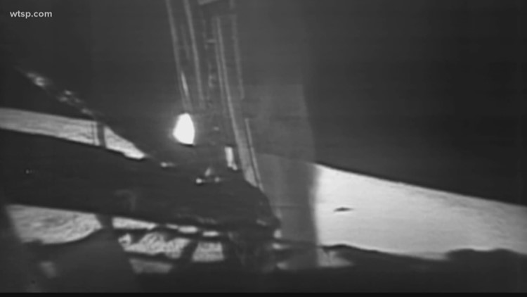 Other than the Apollo 11 mission, what else has landed on the moon?