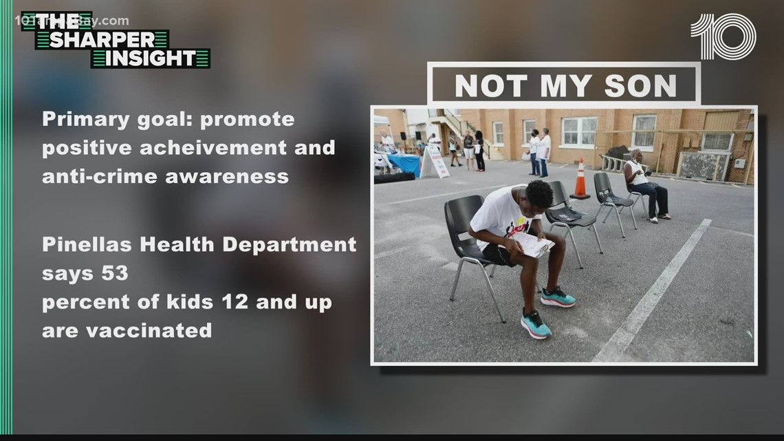 Health leaders partner with St. Petersburg non-profit to get vaccines to underserved communities