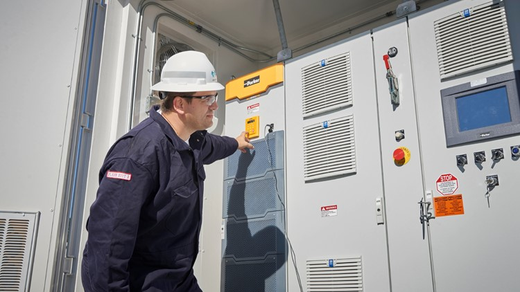 Sponsored Duke Energy Florida To Build Its Largest Battery Storage Projects Yet Wtsp Com
