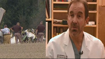 NTSB suggests wrong fuel type may be to blame for plane crash that killed Tampa doctor