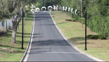 Legendary 'Spook Hill' added to National Register of Historic Places