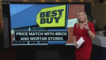 Price matching can save you money while holiday shopping
