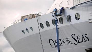 Norovirus outbreak affects more than 150 people on Royal Caribbean ship