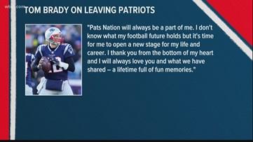 Will Tom Brady play for the Bucs?