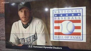 Roy Halladay posthumously named to National Baseball Hall of Fame 2019 class