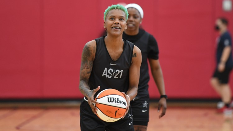 USF legend Courtney Williams ready for first WNBA all-star appearance