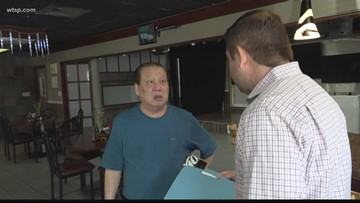 New year,  new violations for  Pinellas Park Vietnamese Restaurant