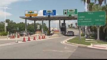 SunPass backlog of unpaid tolls totals $90M | wtsp com