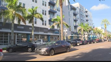 Code enforcement finds violations at luxury St. Petersburg apartment after flooding | 10News WTSP