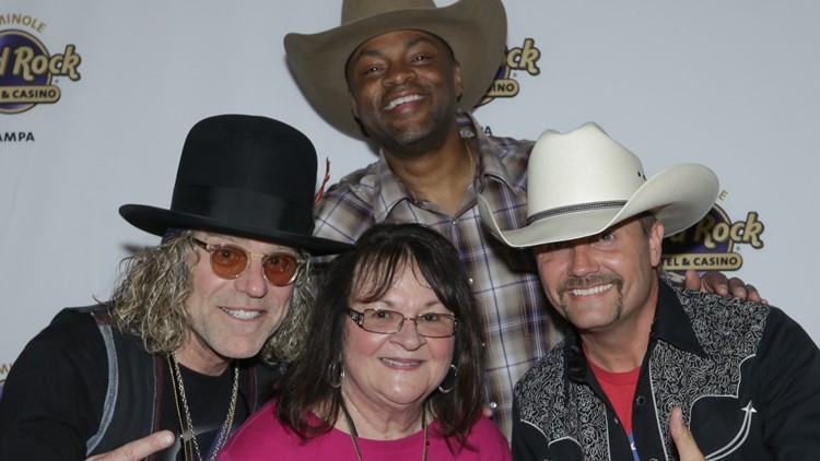 Backpack food program gets boost from country music superstars, feeding hundreds of children