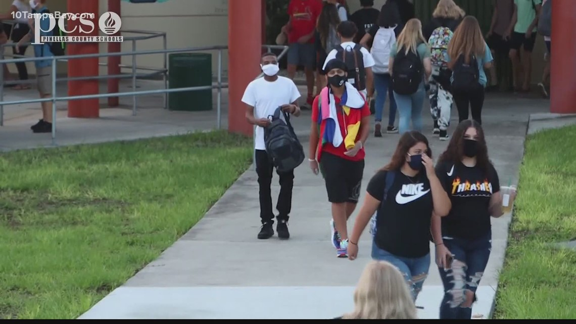 USF professor says the Dept. of Education's conclusion that mask 'policies do not impact the spread of the virus' is disingenuous