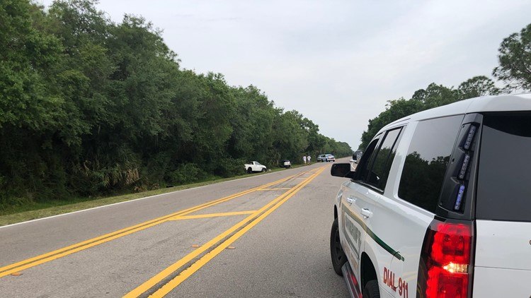 Deadly crash closes portion of North River Road in Sarasota County