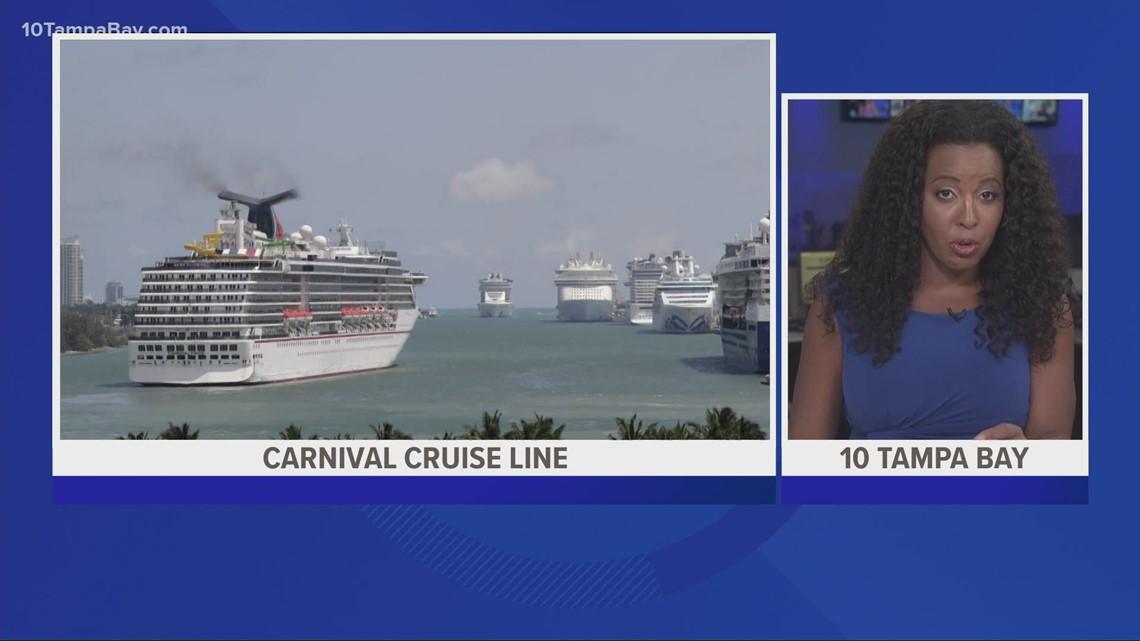 Carnival eyes restarting sailings in July