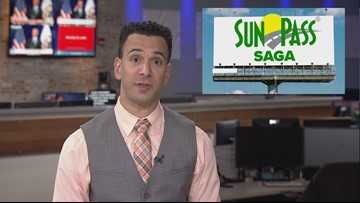 Some SunPass transaction times inaccurate