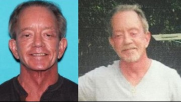 MISSING PERSON: 66-year-old man vanishes in Citrus County