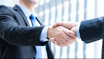People aren't shaking hands much these day, but why do we do it in the first place?