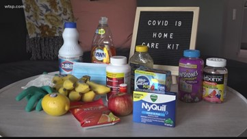 How to care for a COVID-19 patient at home