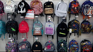 Florida's sales-tax holiday on school supplies has begun