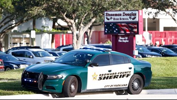 Broward County Sheriff's Office loses accreditation after Parkland shooting